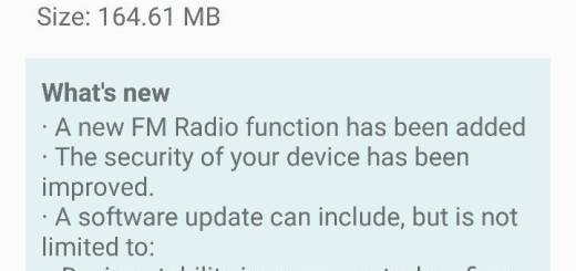 T-Mobile S7 Edge Update PD7