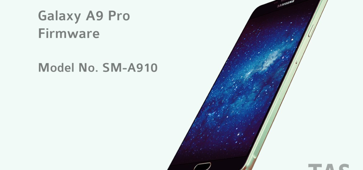 galaxy a9 pro firmware download