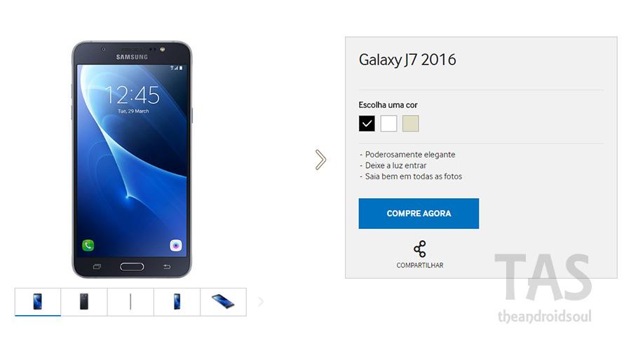 galaxy j7 brazil release