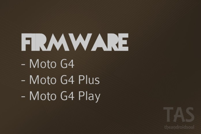 moto g4 plus play firmware