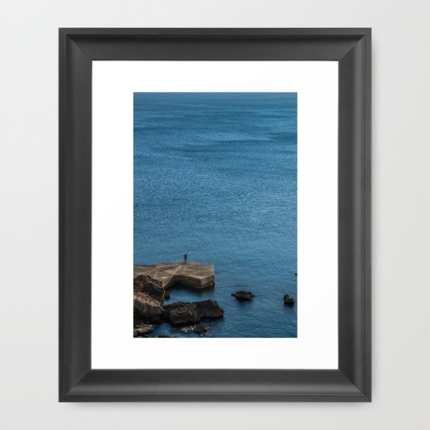 there-are-plenty-of-fish-in-the-sea-kid-framed-prints