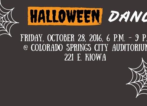 Homepage slider - Halloween Dance