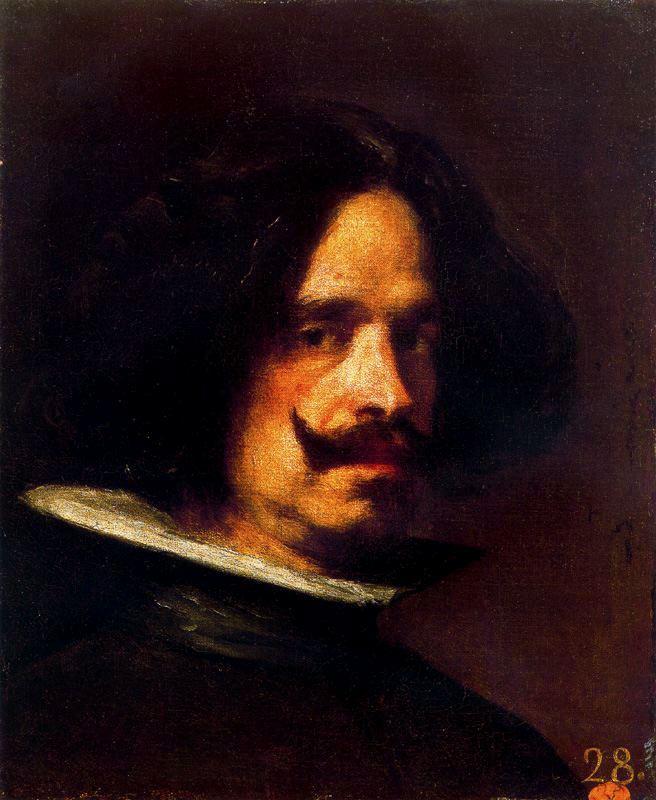 Velazquez autoretrato