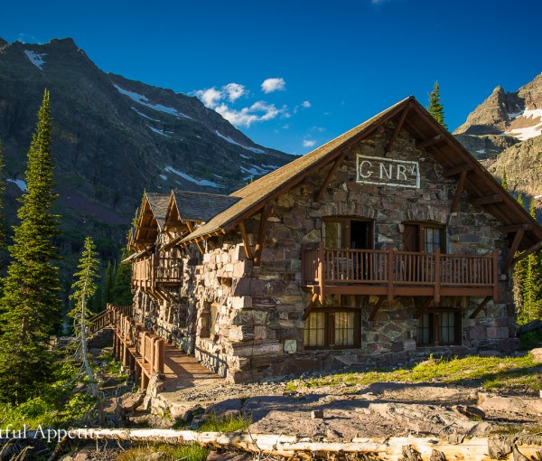Sperry Chalet   Food and Lodging at Glacier National Park