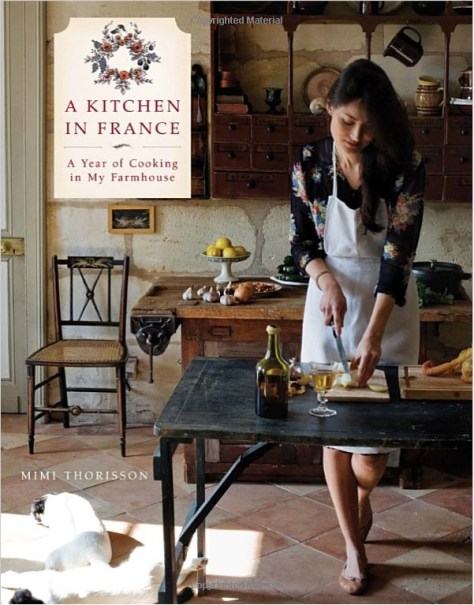 Kitchen in France Cookbook