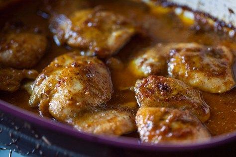 Maple Mustard Chicken 2
