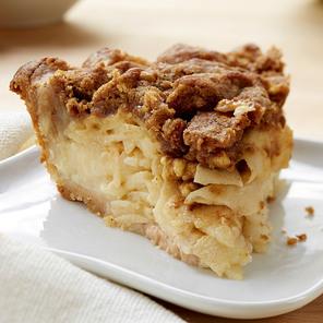 Apple Walnut pie