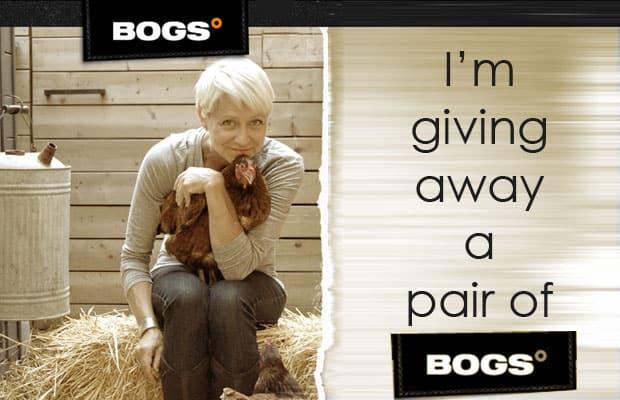 bogs-giveaway
