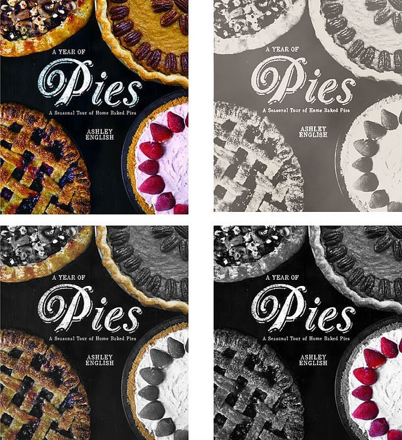 A- Year Of Pies 5
