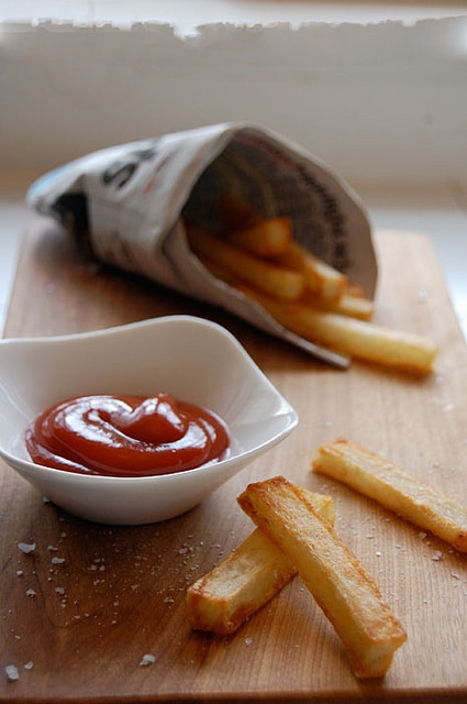 Cooked Fries