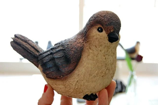 Dollar Store Bird