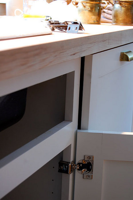 How To Install A Sink Front Drop Down Drawer The Art