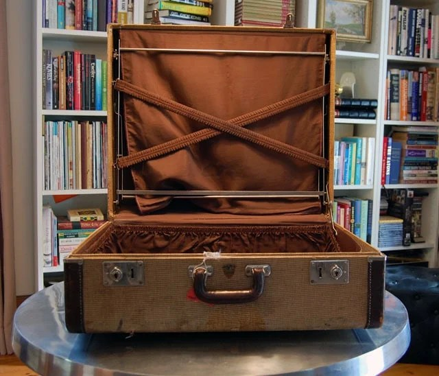 Old Suitcase 1