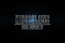 KINGSGLAIVE: FINAL FANTASY XV will be released on Digital HD on 30 August and on Blu-ray, DVD & Steelbook on 30 September