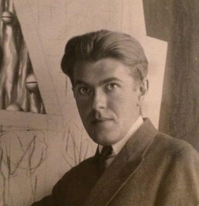 Magritte jovenzinho