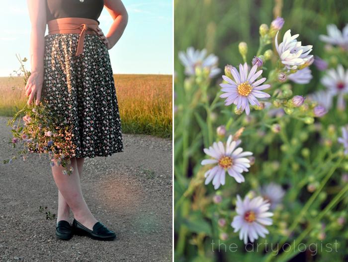 a summer uniform, the artyologist