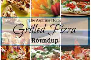 Weekend Menu: Grilled Pizza