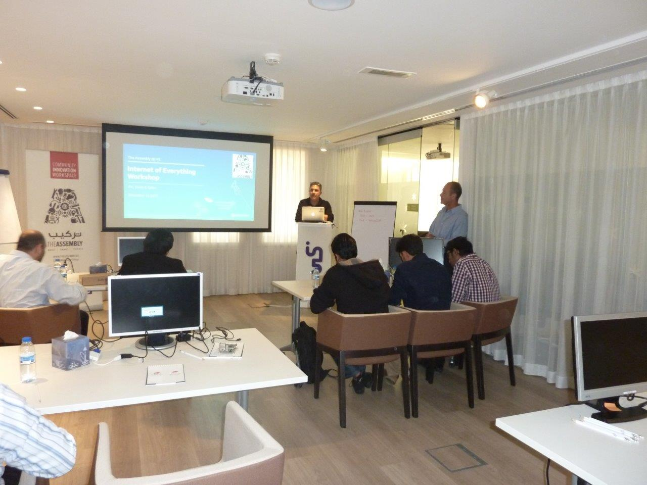 ioT Workshop – Dec 14 2014
