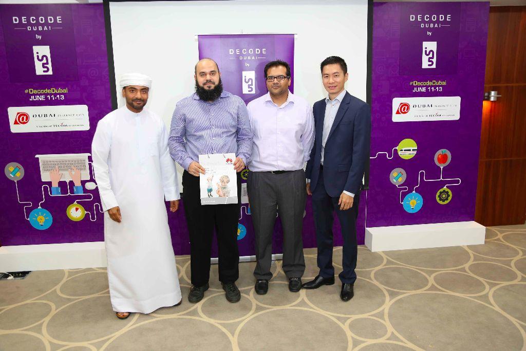 Decode Dubai – 2nd Edition – Smart City App Hack