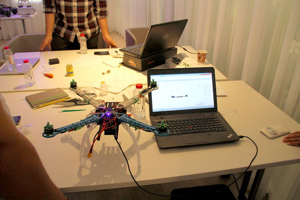Workshop – Basics of UAVs – Aug 08, 2015