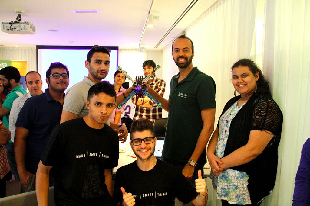 Workshop – Basics of UAVs – Aug 08, 2015
