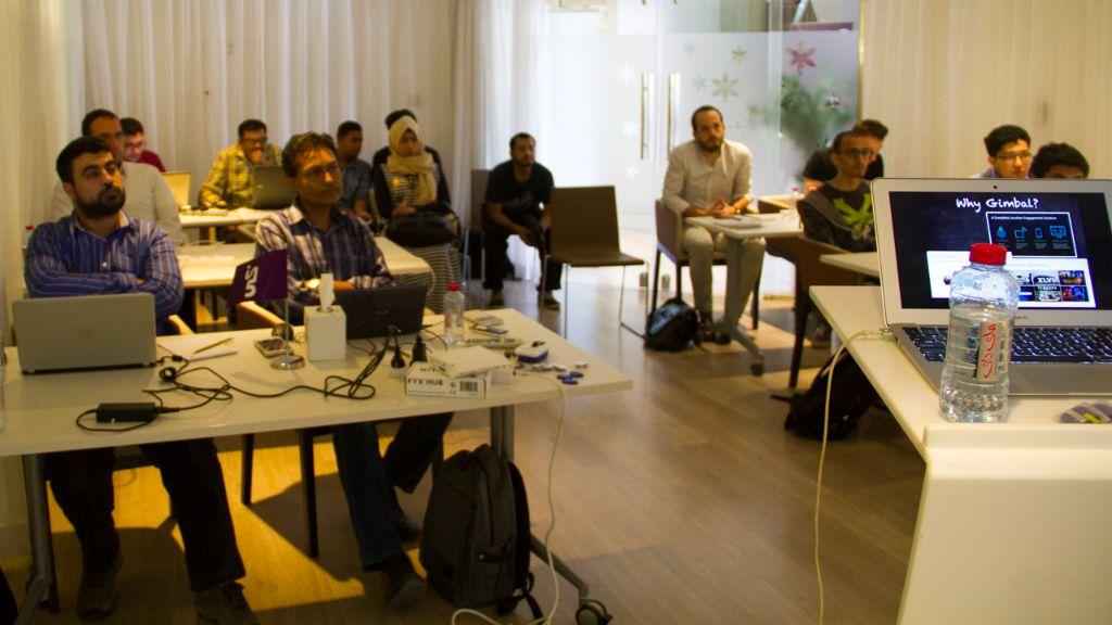 Workshop – Building Indoor Geo-Location – Mar 12, 2016