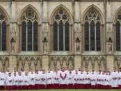 The Choir of St. John's College, Cambridge