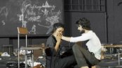 "Sophie Okonedo and Ben Whishaw in a scene from ""The Crucible"" (Photo credit: Jan Versweyveld)"