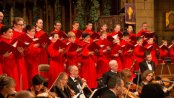 The Saint Thomas Choir of Men and Boys with Concert Royal (Photo credit: Courtesy of Saint Thomas Church)