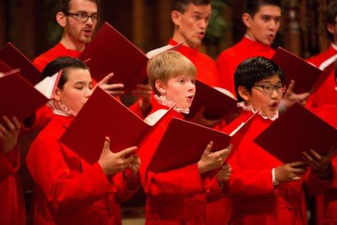 St. Thomas Boys Choir
