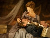 """Janet McTeer and Live Schreiber in a scene from """"Les Liaisons Dangereuses""""(Photo credit: Joan Marcus)"""