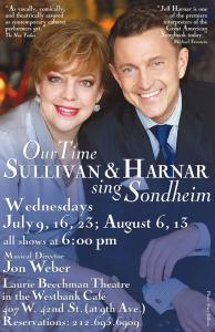 Jeff Harnar & KT Sullivan (no credit for flier)