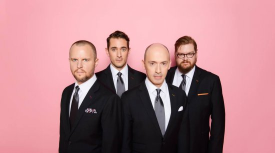 New York Polyphony (Photo credit: Chris Owyoung)