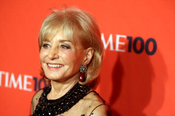 NEW YORK - MAY 05: American journalist Barbara Walters attends Time's 100 Most Influential People in the World Gala at the Frederick P. Rose Hall at Jazz at Lincoln Center on May 5, 2009 in New York City. (Photo by Stephen Lovekin/Getty Images)