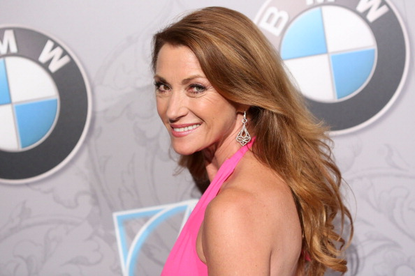 BEVERLY HILLS, CA - FEBRUARY 02: Actress Jane Seymour attends the 17th Annual Art Directors Guild Awards For Excellence In Production Design at The Beverly Hilton Hotel on February 2, 2013 in Beverly Hills, California. (Photo by Imeh Akpanudosen/Getty Images)