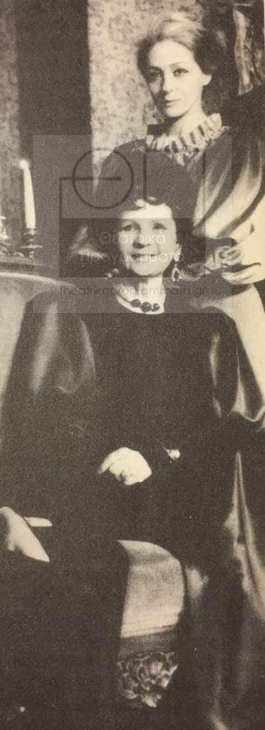 Έλλη Λαμπέτη-Κατερίνα Ανδρεάδη