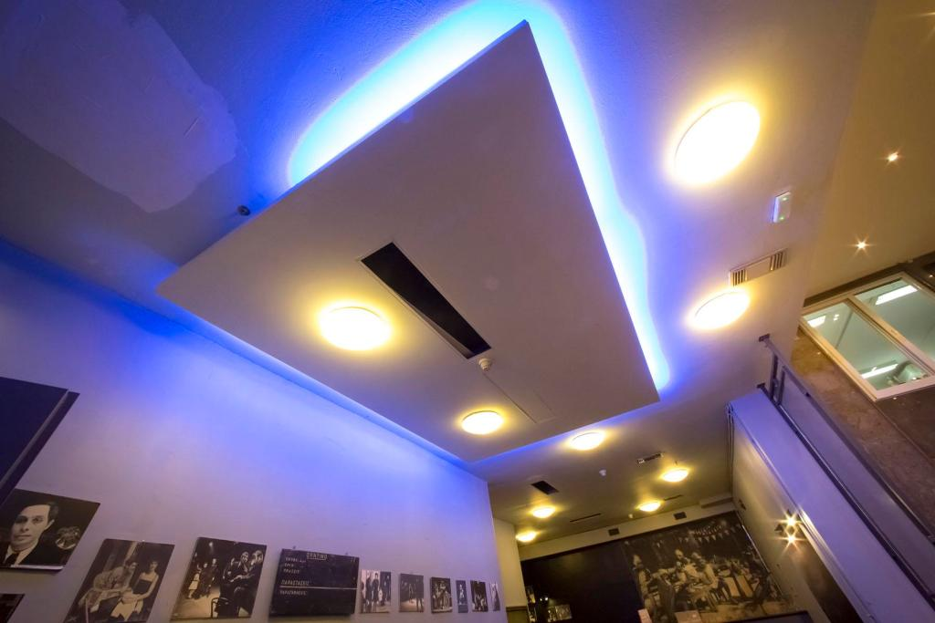 Θέατρο τέχνης, υπόγειο