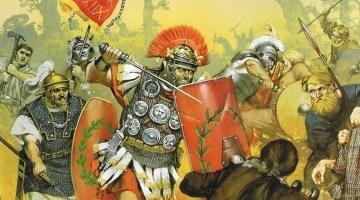 Bataille-romaine