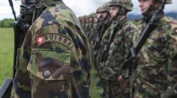 Soldats suisses