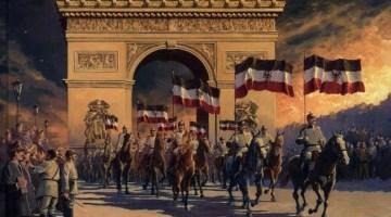 """Détail de la couverture de la BD """"Jour J"""" n°3 aux Editions Delcourt"""