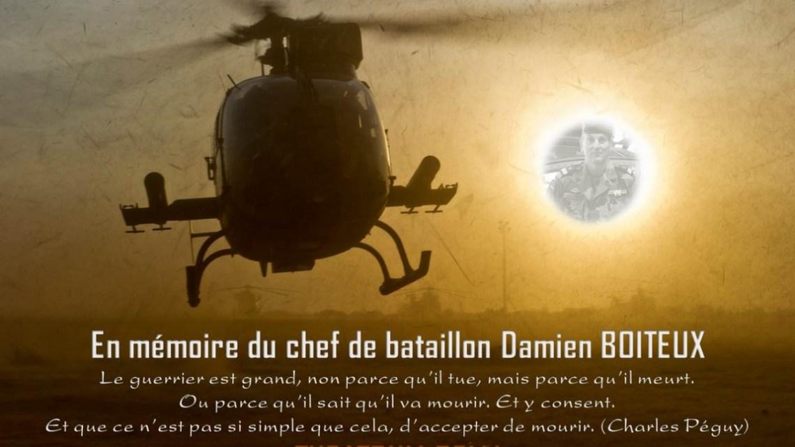 Damien Boiteux