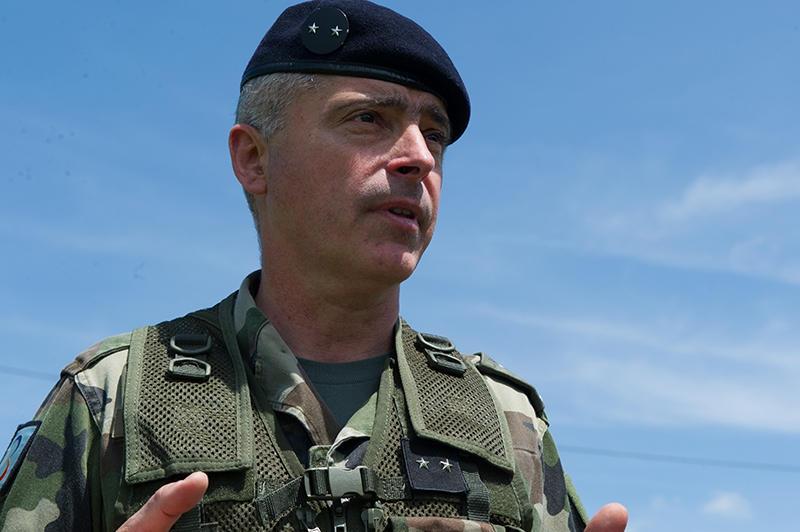 Général Barrera
