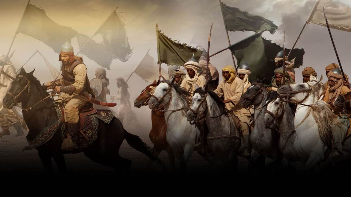 Cavaliers arabes