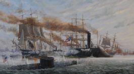 Bataille d'Hampton Roads