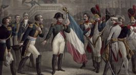 Adieux Napoléon