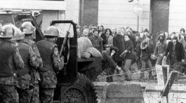 Irlande émeute