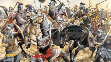 31 mai 1223 : bataille de la rivière Kalka
