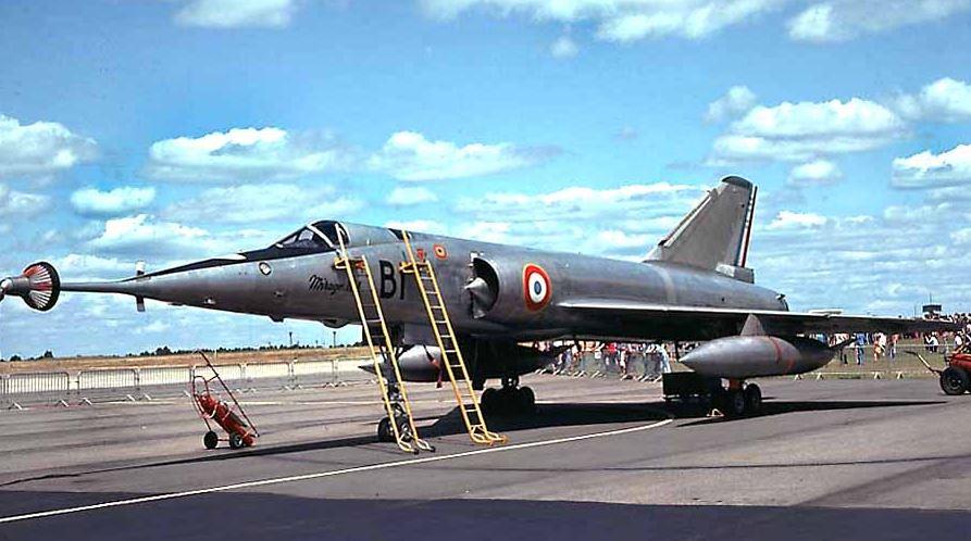 Mirage IV n°36