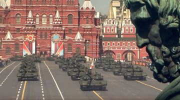 Parade russe 2016