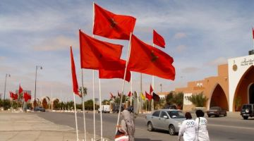 Sahara marocain